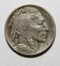 1918-D Buffalo Nickel, Better Date