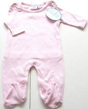 Sweat Strampler Gr.50 Feetje NEU 100% Baumwolle rosa Shirt Set Frühchen baby