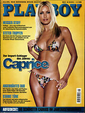 1 - PLAYBOY D 05/2000 Mai - Caprice + Joey Kelly + Kevin Spacey