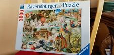 Puzzle 3000 pieces Ravensburger