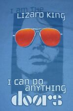 The Doors Jim Morrison Lizard King T Shirt -- Size S