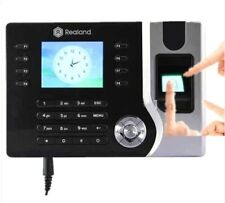 Employee Time Attendance System with Fingerprint USB Clocking In Device ID Cards