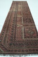 "Anatolia Turkmen Carpet Runner, Hallway Rug, Aisle Rug, Corridor Carpet 31""x99"""