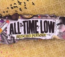 ALL TIME LOW - NOTHING PERSONAL (LIMITED.VINYL)  VINYL LP NEW+