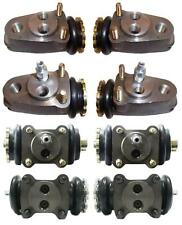 SET of FRONT & REAR WHEEL CYLINDERS Fits:MAZDA B1600 / FORD COURIER PA 1977-1983