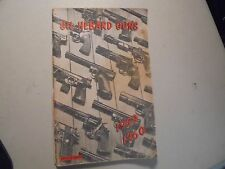 Gil Hebard Guns, Knoxville, Illinois, Serving the Pistol Shooters of America1959