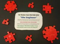 PRO-PACK The Engineer Track Adapter Thomas the Tank - Brio - IKEA  Color Choice!