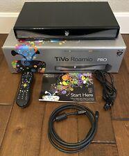 TiVo Roamio Pro Dvr - 3Tb - 6 tuners - Lifetime service plan - Tcd840300