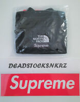 Supreme x The North Face Expidition Travel Wallet Black FW18