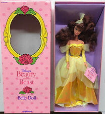 NEW Vintage Disney's Beauty and the Beast Belle Doll by Applause/Mattel 1991 NIB
