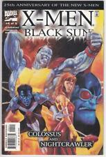 X-Men Black Sun #4  - Marvel - 2000, Colossus and Nightcrawler