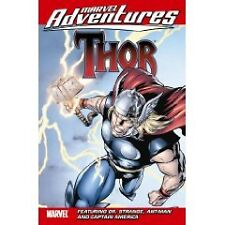 MARVEL SUPERHEROES THOR DIGEST (All Ages)