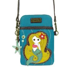 Charming Chala Magical Mermaid Cell Phone Purse Mini Crossbody Bag