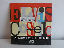 ELVIS COSTELLO and the ATTRACTIONS Everyday i write the book ZB 68082