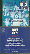 CD - HITS DES ANNEES 60 - 70 : De SATISFACTION à YESTERDAY