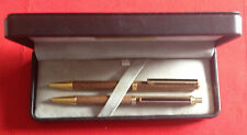 Pen & Pencil set by B C Creations Owensboro, KY early 90's USA
