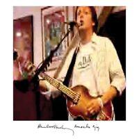 PAUL MCCARTNEY - AMOEBA GIG   CD NEU