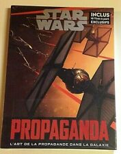 STAR WARS PROPAGANDA art propagande galaxie inclus 10 tirés à part LIVRE