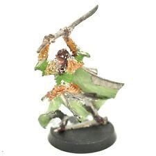 Warhammer LOTR Lord of the Rings Elladan Metal oop Painted