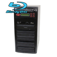 SySTOR 1-4 USB/SD/CF/MS Multi Media Flash Backup CD DVD Blu-ray Duplicator Tower