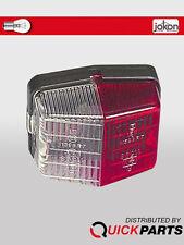 END OUTLINE MARKER LIGHT CARAVANS/TRAILER - JOKON  E1-11598 12.0003.200