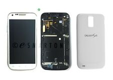 Samsung Galaxy S2 SGH-T989 LCD Touch Screen Digitizer Frame Assembly Back Cover