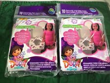 Neat Solutions Potty Topper Disposable Toilet Covers Dora Lot of 2 New Nip
