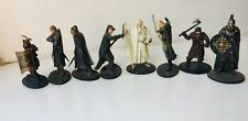 Lord Of The Ring Models Figures Figurines Eaglemoss Publication X 8