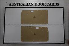 Toyota Hilux Full Height Cab Door Cards. Blank Trim Panels. Aug 1983 - Aug 1988