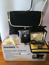 Medela-Pump-In-Style Advanced Double Breast Pump w/ Extra