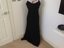 ALYN PAIGE NEW YORK Black Dress Size UK 16 US 11-12