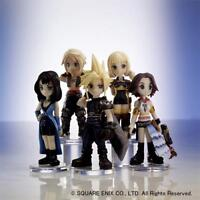 NEW! Square Enix Final Fantasy Trading Arts Mini all five set Complete Set Japan