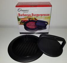 Barbecue Burgerpresse prakischer Küchenhelfer NEU