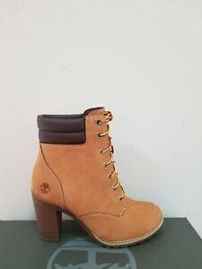 Timberland Women's Authentics  Tillston High Heel Chukka Booties NIB