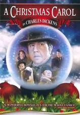A CHRISTMAS CAROL NEW DVD