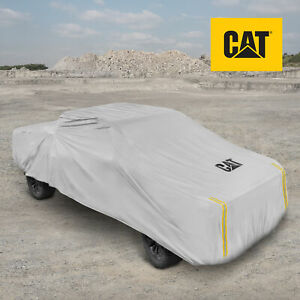 CAT Multi-layer Pickup Truck Cover Waterproof All Weather Outdoor Full Size 250""