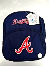 Atlanta Braves Team Sport Purse / Back Pack Official MLB