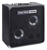"""Hartke HD500 500-Watt 2 x 10"""" Drivers Bass Combo Amplifier ( HMHD500 )"""