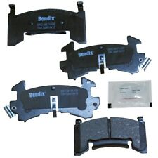 Disc Brake Pad Set-Premium Copper Free Ceramic BPR Disc Brake Pad Front,Rear