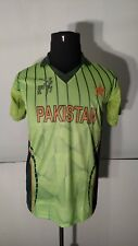 Pakistan Cricket World Cup 2015 Jamshed Hosiery Adult Jersey-Size (Free Size) M