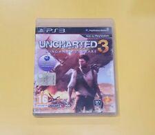 Uncharted 3 L'Inganno di Drake GIOCO PS3 VERSIONE ITALIANA