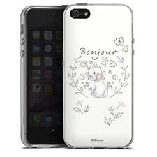 Apple iPhone 5 Silikon Hülle Case - Marie cute
