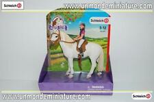Horse Club Cavalière Amatrice Avec Cheval  SCHLEICH - SC 42359