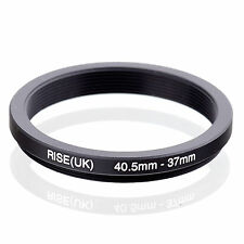 RISE (UK) 40.5-37MM 40.5MM-37MM 40.5 to 37 Step Down Ring Filter Adapter