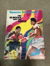 FM2-7 Sports Illustrated Magazine 3-1-1971 Mohammed Ali Boxing