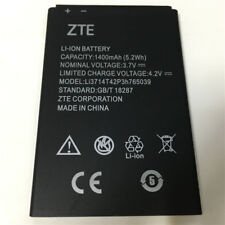 Genuine Battery Li3714T42P3h765039 For ZTE Blade A3 T220 AF3 T221 A5 AF5 1400mAh