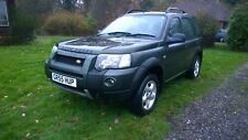 Left Hand Drive   Land Rover   Freelander TD4  Automatic