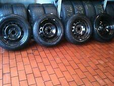 4x BMW 3er E90 E91 E92 E93 Stahlfelgen Felgen Winterreifen 205/55 R16 91H