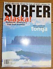 Collectible - Vintage Surfer Magazine - Jan 93 V.34 N.1 - Kelly Herring - Alaska