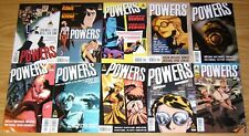 Powers vol. 2 #1-30 VF/NM complete series + annual + variant - bendis/oeming set